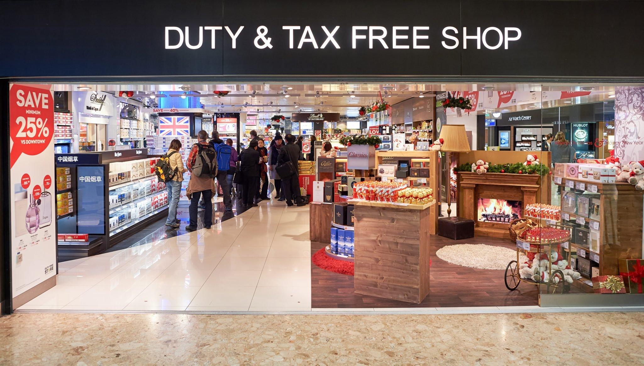 smeup tax free shopping