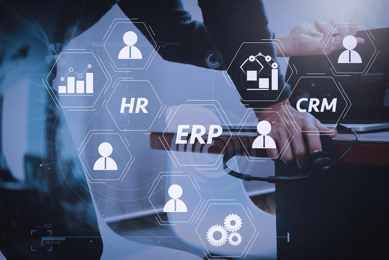 smeup Software contabilità vs CRM vs ERP