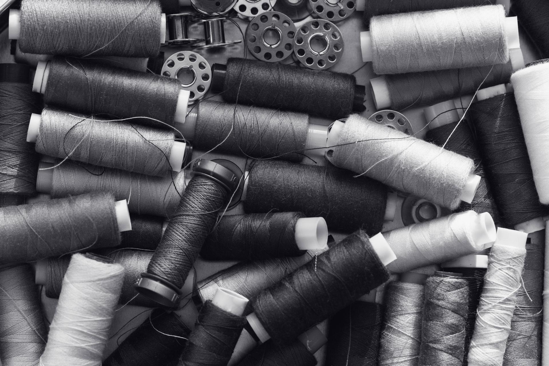 Mangano rocchette filo