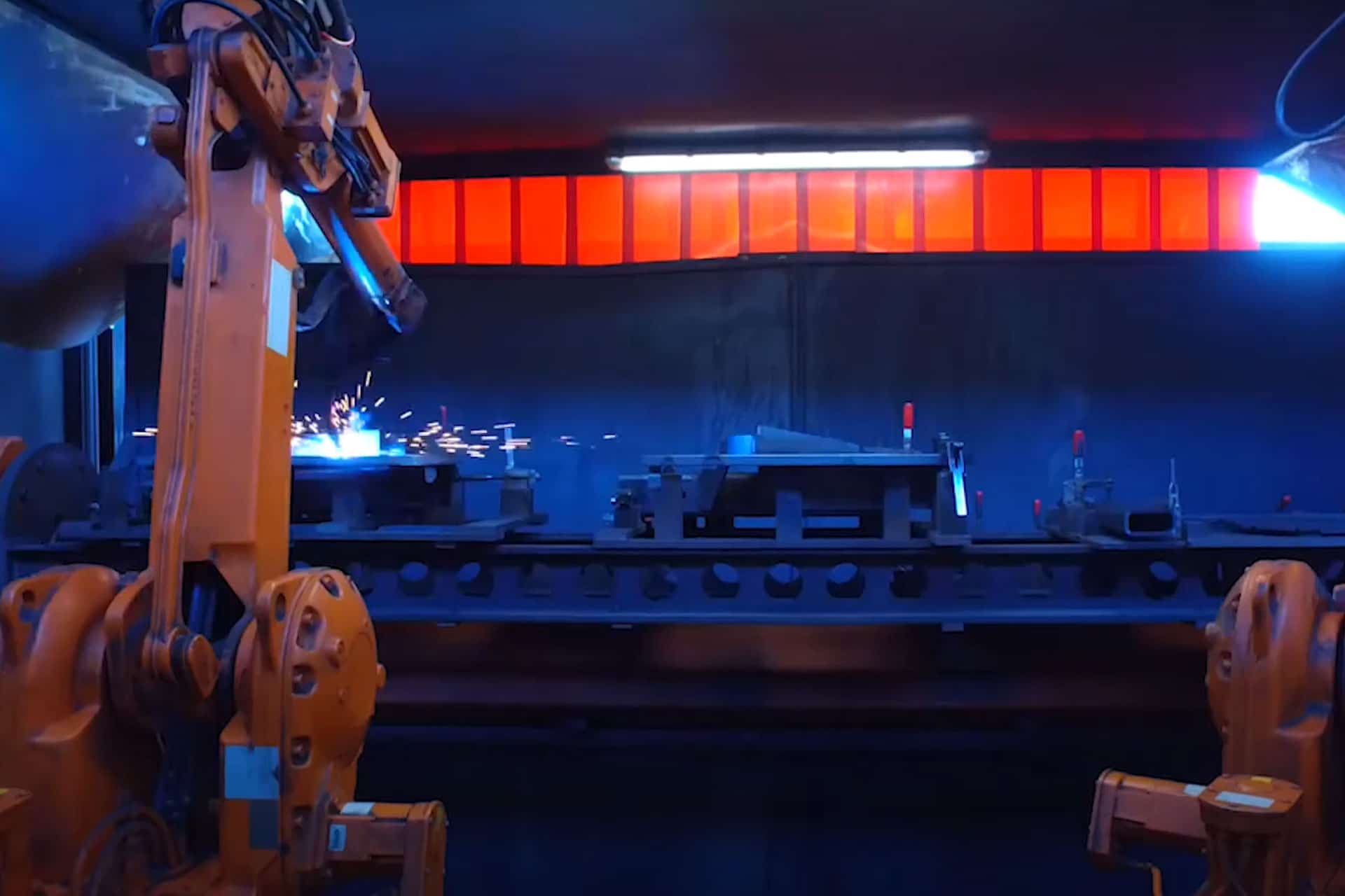 OVV robot