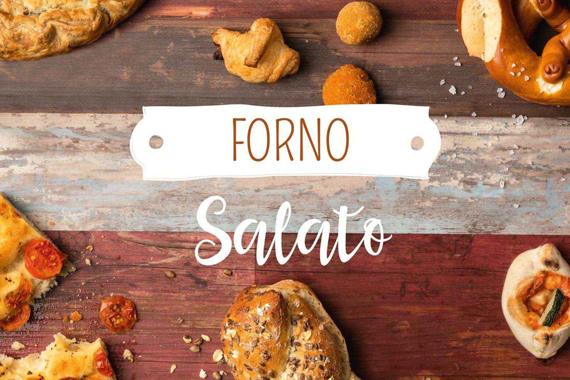 Forno D'Asolo salato