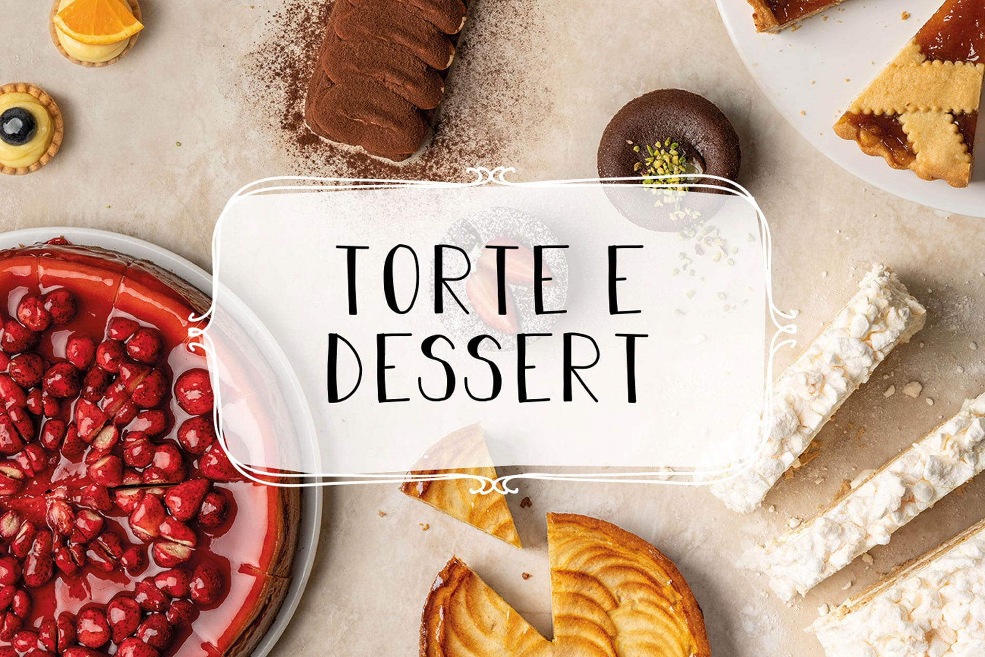 Forno D'Asolo dessert