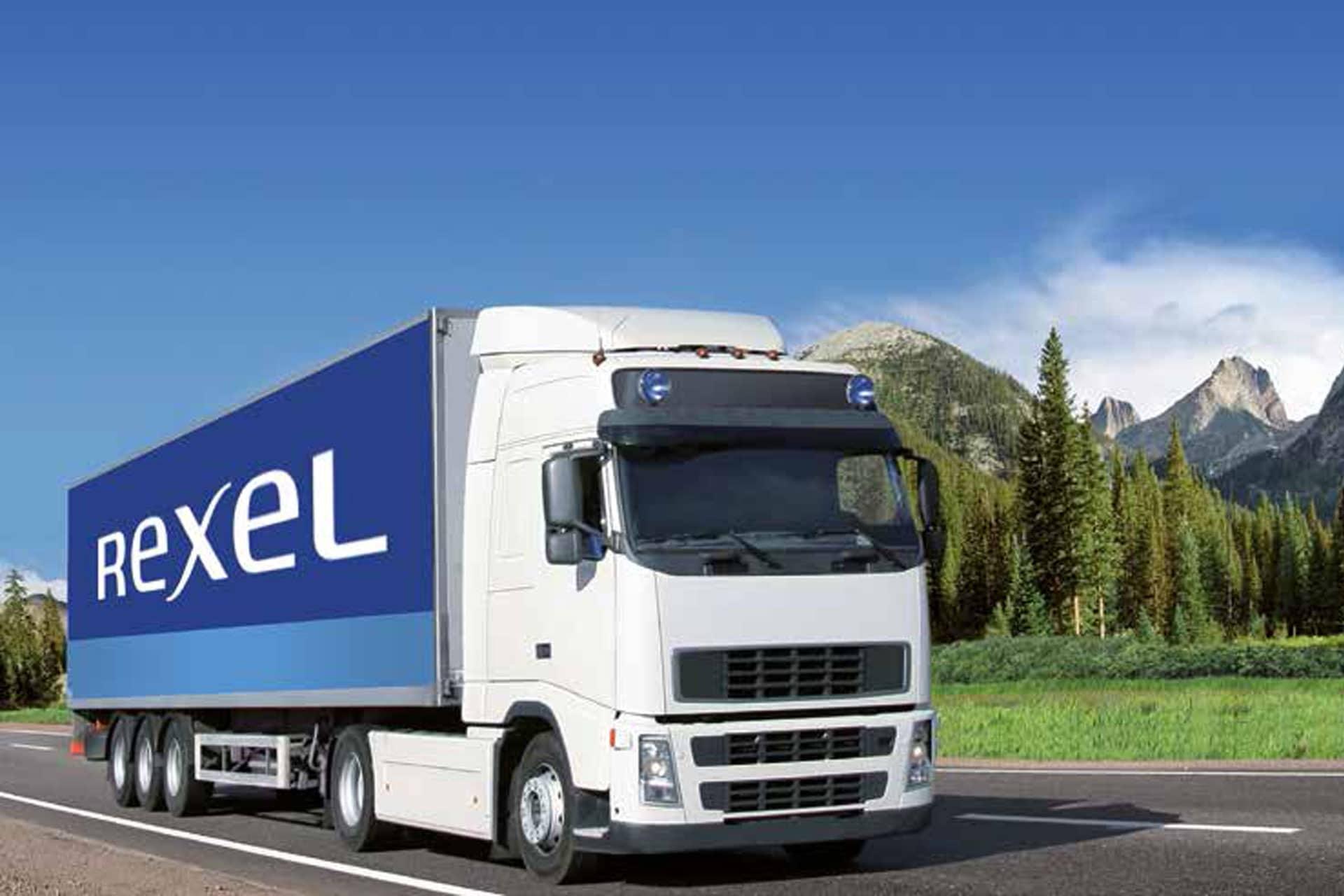 Rexel trasporto