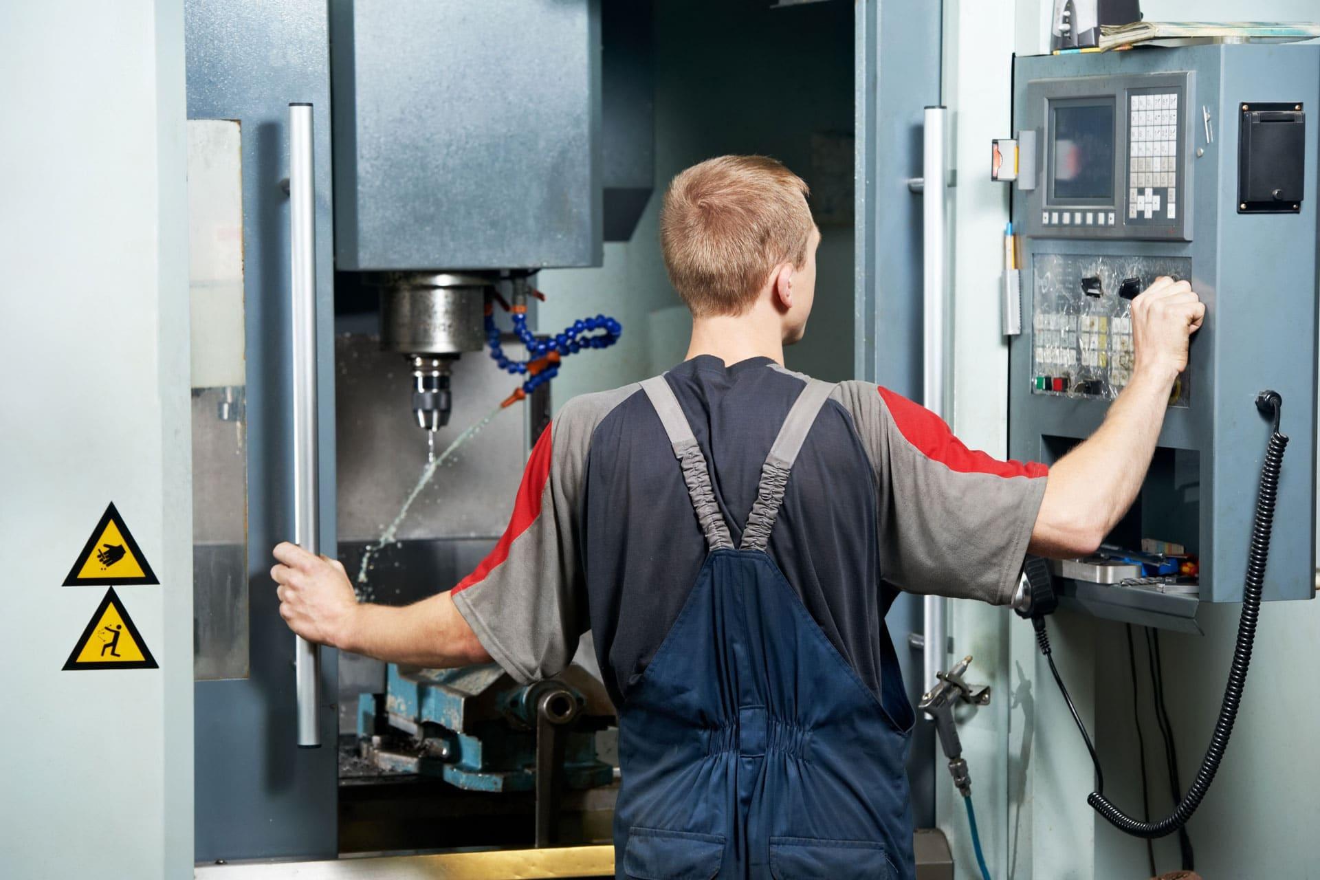TEMA Energy lavorazione
