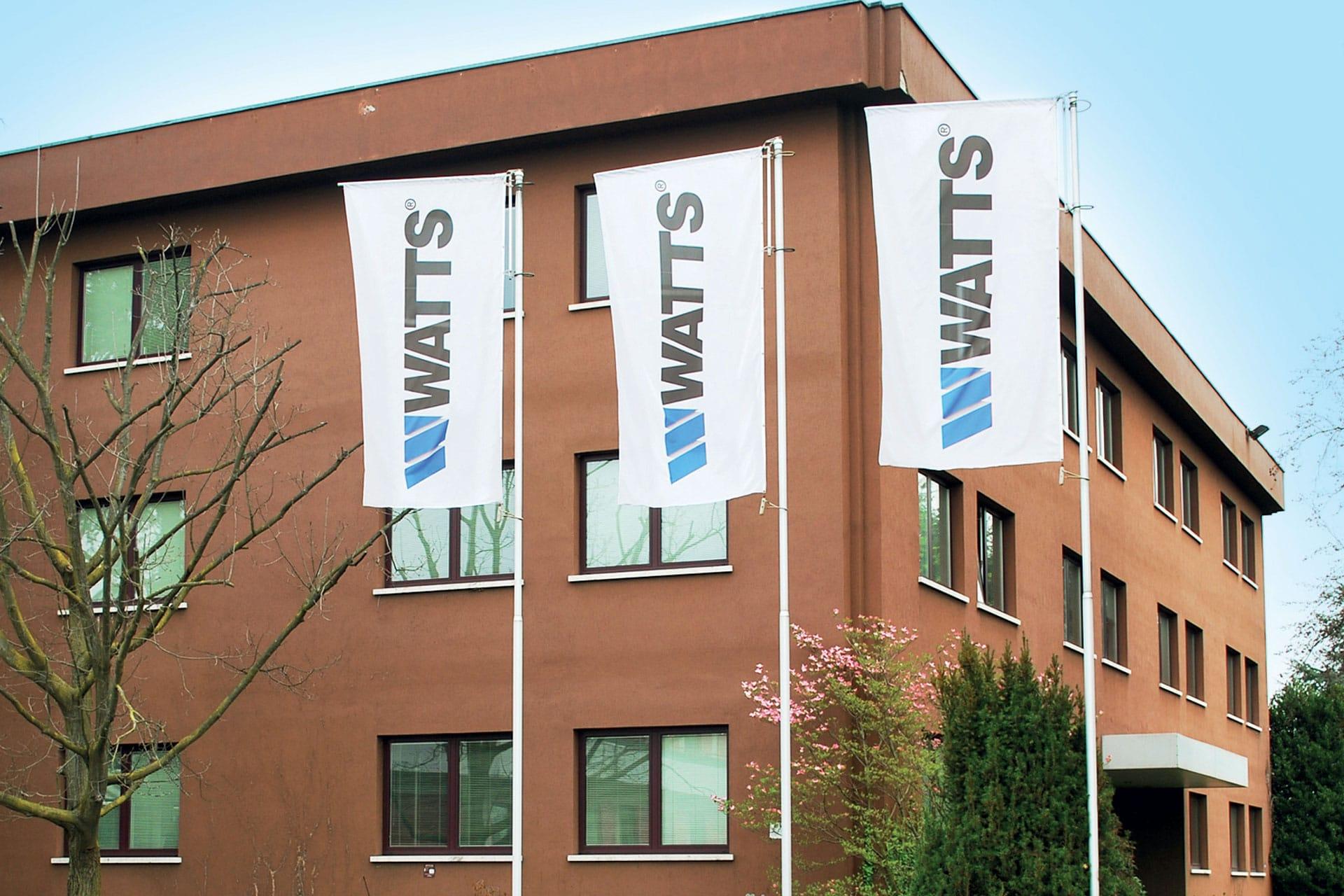 Watts Industries azienda