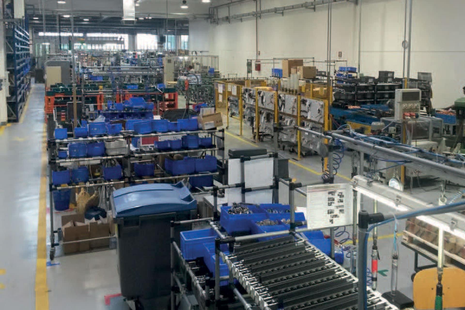 Watts Industries stabilimento